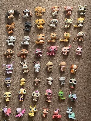 £60 • Buy Littlest Pet Shop Lot 76 Pets, All Authentic And Good Condition