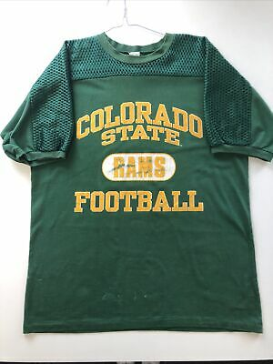 £7 • Buy Mens American Football Look A T-shirt Size Large Vintage Summer Sale