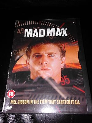 £2.99 • Buy Mad Max DVD R2 Mel Gibson