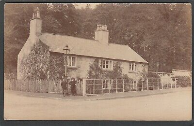 £6.99 • Buy Postcard Shepherds Cottages With Manchester Postmark 1904 Sent To Altrincham RP