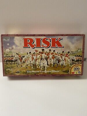 £14.95 • Buy Risk Board Game 1992 Mint Condition Parker Games - The World Conquest Game Retro