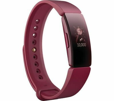 $ CDN51.93 • Buy Fitbit Inspire Fitness Activity Tracker, One Size - Sangria