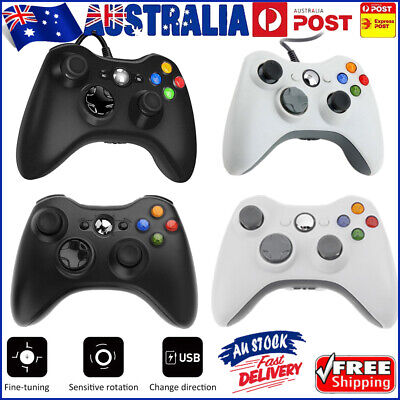 AU36.99 • Buy Wired/Wireless Gamepad Game Controller For Microsoft Xbox 360 Windows PC Console