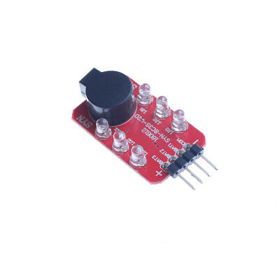 £4.95 • Buy 1x2S-3S RC Lipo Battery Low Voltage Tester Checker Alarm Indicator Buzzer LED OE