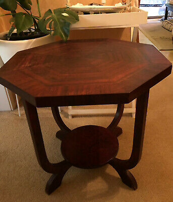 AU65 • Buy Antique Wooden Side Occasional Table - Pre Owned
