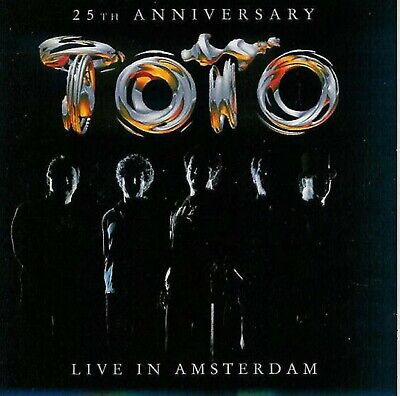 £9.99 • Buy Toto-25th Anniversary - Live In Amsterdam CD