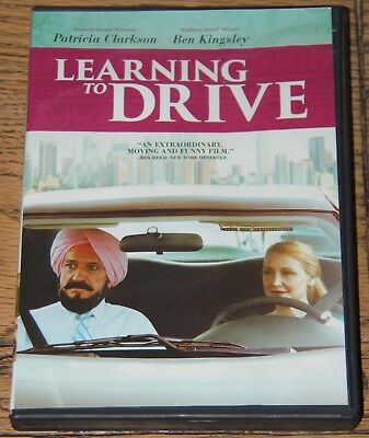 £3.29 • Buy Learning To Drive 2014 With English Subtitles Genuine R1 Dvd Ships From The Uk