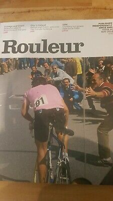 £4 • Buy ROULEUR MAGAZINE Issue 46 May 2014 Colnago Cinelli Giro SRM