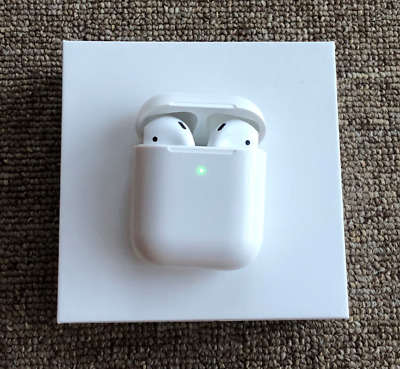 AU59.99 • Buy Apple AirPods 2nd Gen With Wireless Charging Case White AU Stock
