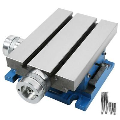 £149.85 • Buy XY  Compound Milling Machine Work Table Cross Slide Bench Drill Vise Fixture