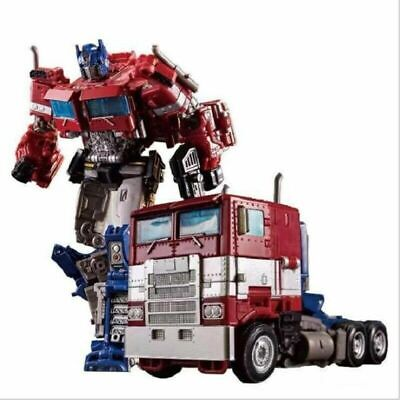 """£0.71 • Buy Optimus Prime Transformers Alloy Level V Action Figure 7""""  Movie Toy New Ko Gift"""