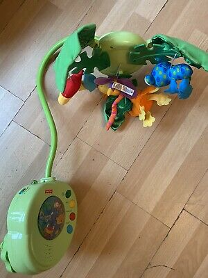 £5 • Buy Fisher Price Rainforest Cot Mobile