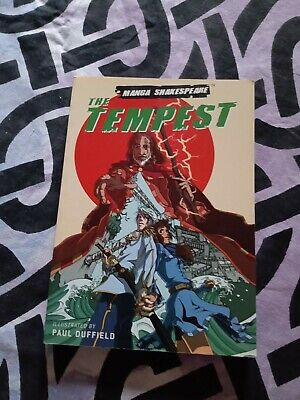 £3 • Buy Manga Shakespeare: The Tempest By Paul Duffield, William Shakespeare, Richard Ap