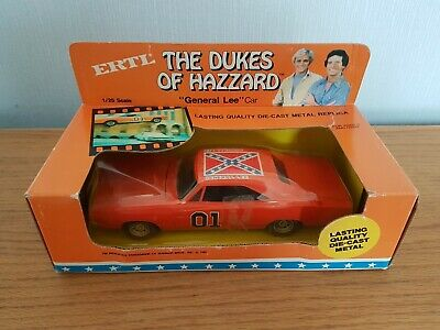 £200 • Buy ERTL 1981 The Dukes Of Hazzard  General Lee  Dodge Charger Diecast 1:25 Model