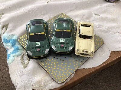 £6 • Buy MICRO SCALEXTRIC 1:64 Scale G2073 Aston Martin No57 X2 + DB5 Unboxed Untested