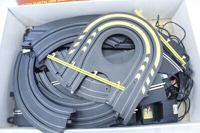 £4.99 • Buy SCLAEXTRIC And MICRO SCALEXTRIC Mixed Bundle Mostly Track For Slot Cars - Y96