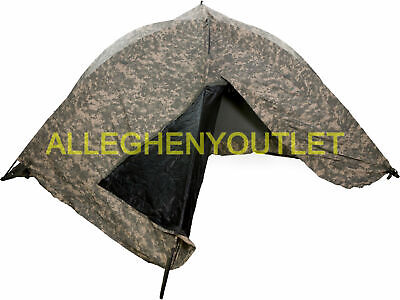$109.90 • Buy US Military ICS ORC Improved Combat Shelter One Man Tent ACU MINT / LN