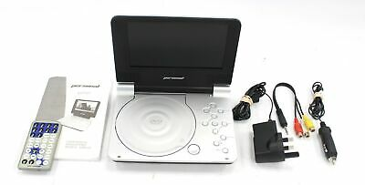 £9.99 • Buy PERSONAL DVP707UK Portable DVD Player, Silver - S10