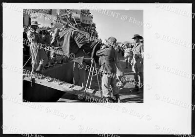 £2.99 • Buy 1941 Crete Evacuation - A Wounded Soldier Arrives In Egypt -W.O Photo 18 By 13cm