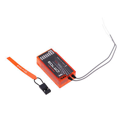 £13.65 • Buy REDCON CM703 2.4G 7CH DSM2/DSMX Receiver PPM/PWM Compatible With DX8 DSX11