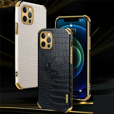 AU4.96 • Buy Leather Case For IPhone 6 6S 7 8 Plus SE2 X XR XS Max 11 12 Mini Pro Back Cover
