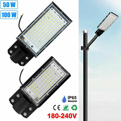£10.14 • Buy Super Bright LED Street Light Wall Security Floodlight Outdoor Path Road Lamp UK