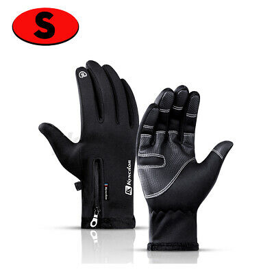 £6.70 • Buy Winter Ski Snowboard Gloves Snow Skiing Touchscreen Warm Thermal Mens M Size