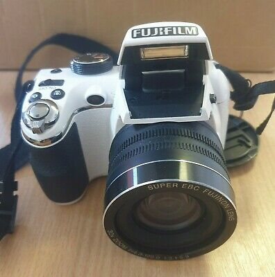 £14.99 • Buy Fujifilm FinePix  S4500 14.0MP Camera With Case And Cable  Flash Not Working (W3