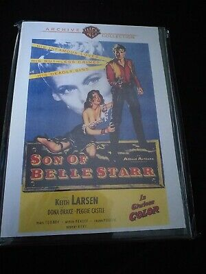 £12.99 • Buy Son Of Belle Starr DVD Western Classic Region 1 But Plays Pal UK 1953 NEW