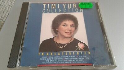 £0.90 • Buy Timi Yuro – Collection 18 Greatest Hits CD Album Rock Soul