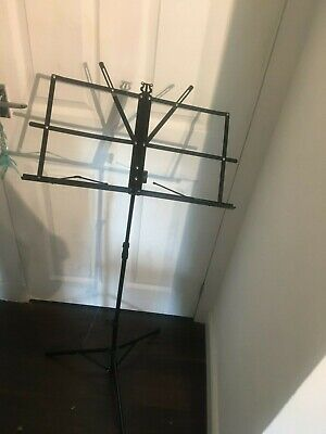 £5 • Buy Black Foldable Music Stand