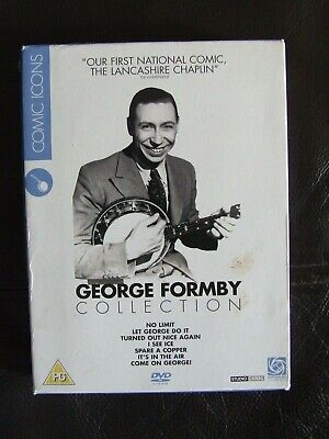 £6.95 • Buy George Formby Collection (No Limit/Let George Do It/Turned Out Ni... - DVD  JYVG