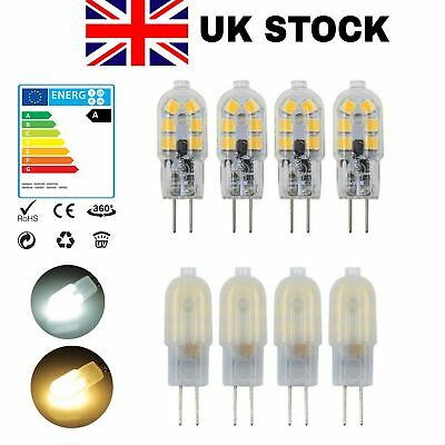 £2.75 • Buy G4 LED Bulb 2W AC/DC 12V Base Equivalent 20W Halogen Bulb Replacement Daylight