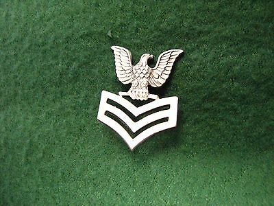 $1.99 • Buy Vintage U.S.Military WW Ll Silver Eagle & Wings Pin I.I.C. G.I I-21  Made In USA