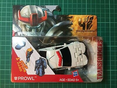 £15 • Buy Transformers Movie Age Of Extinction AOE PROWL One Step Changer Sealed Card MOSC