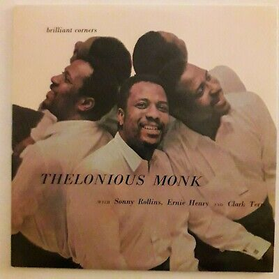 £2.99 • Buy THELONIOUS MONK AND SONNY ROLLINS:BRILLIANT CORNERS  (1957 Album) DOL CD ~ NEW