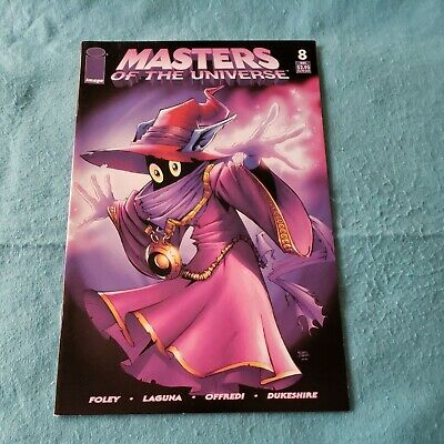 $11.50 • Buy Image Comics Masters Of The Universe #8 Orko Cover