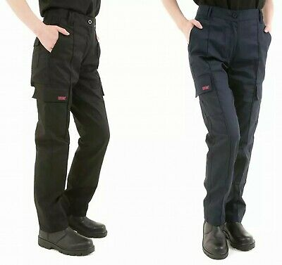 £16 • Buy Site King Women's Cargo Work Trousers SKT-005 In Various Colours & Sizes