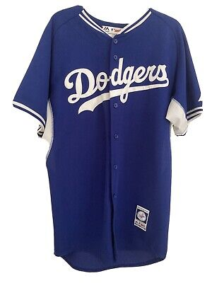 $59.99 • Buy Majestic Los Angeles Dodgers Authentic Collection Cool Base Jersey Size 44