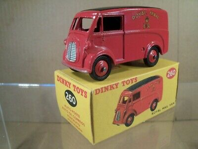 $201.47 • Buy DINKY TOYS No 260 ROYAL MAIL VAN (MINT/BOXED)
