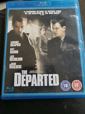 £3.48 • Buy The Departed [Blu-ray]