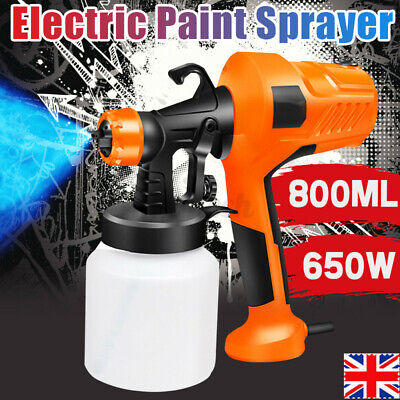 £29.99 • Buy Paint-Sprayer-Spray Gun Airless MECO Electric 650W Home/Outdoor Wall Fence Car