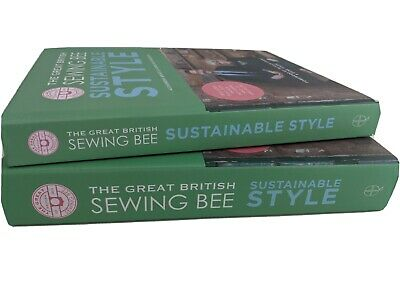 £2.20 • Buy The Great British Sewing Bee: Sustainable Style  Book With Patterns