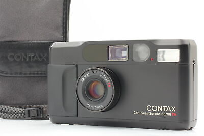 $ CDN2570.48 • Buy [MINT In Case] Contax T2 Limited 2000 Black 35mm Point & Shoot Film Camera JAPAN