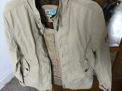 £10 • Buy Mens Duck And Cover Light Beige Jacket -sz Large - Good Condition