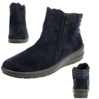 £65.75 • Buy Rohde Women ´S Ankle Boots Kitzbuehel Sympatex Winter Leather/Textile Gweite
