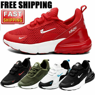 £13.99 • Buy Youth Kids Boys Girls School Trainers Sports Running Shoes Mesh UK Size 11 To 3