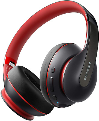 AU85.14 • Buy Anker Soundcore Life Q10 Wireless Bluetooth Headphones, Over Ear And Foldable, H