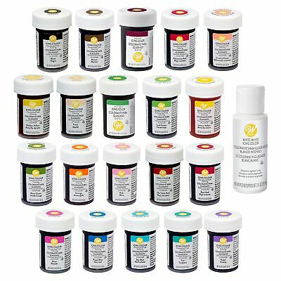 £3.88 • Buy Wilton Icing Colour Edible Concentrated Food Colouring Gel Paste