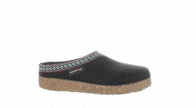 £55.99 • Buy Haflinger Womens Classic Grizzly Black Slippers EUR 40 (2009621)